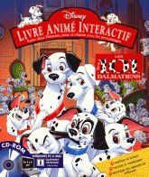 Unlimited Mystery Book Les 101 Dalmatiens Livre Anime