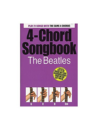 PDF] Download ☆ 4-Chord Songbook: The Beatles  Partitions