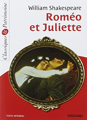 romo et juliette tragdie french edition