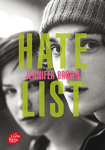 Hate List Jennifer Brown Pdf